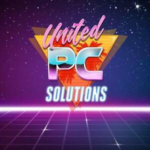 United PC Solutions - Best Rates In Hamilton!