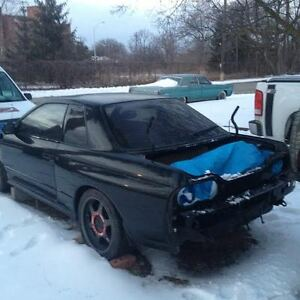 1993 skyline GTR r32 pearl black parts Cambridge Kitchener Area image 1
