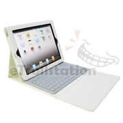 iPad 2 Case with Keyboard White