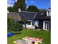 4 bedroom stunning, family home in Gartocharn by Loch Lomond near Glasgow and Stirling