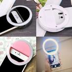 LED Flash ring selfie Light