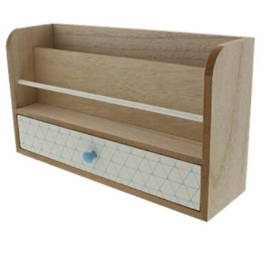 Briefbox Briefablage Letterbox Organizer Home Office Brief Holz Sortierablage
