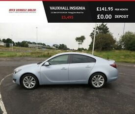 VAUXHALL INSIGNIA 2.0 SRI CDTI ECOFLEX,2014,18*Alloys,Bluetooth,DAB,Cruise, 76mpg,Zero Road Tax