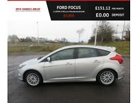 FORD FOCUS 1.6 ZETEC S TDCI,2012,Low Miles,Alloys,Bluetooth,DAB,67mpg,£20 Road Tax,Very Clean