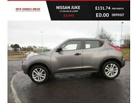 NISSAN JUKE 1.5 VISIA DCI,2012,Alloys,Air Con,1 Previous Owner,57mpg,Very Clean Inside&Out