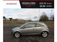 VAUXHALL CORSA 1.4 SXi,2014, Alloys,Cruise Control,Service History,1 Previous Owner,Very Clean car