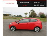 FORD FIESTA 1.2 STYLE,2012,Alloys, Low Mileage,Service History,52mpg,Spotless Condition