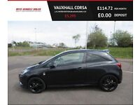 VAUXHALL CORSA 1.4 LIMITED EDITION,2015,17*Alloys,Air Con,Cruise,Bluetooth,DAB,F.S.H