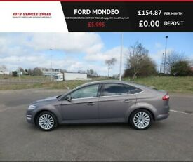 image for FORD MONDEO 2.0 ZETEC BUSINESS EDITION TDCI,2014,1 Owner,63mpg,£30 Road Tax,F.S.H,Sat Nav,Bluetooth