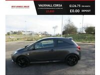 VAUXHALL CORSA 1.4 LIMITED EDITION 2016,17*Alloys,Bluetooth,Air Con,DAB,Cruise,Very Clean