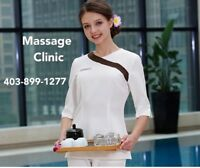 Great Massage,Great Price,Great Service~In the《Massage Clinic》