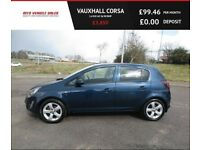 VAUXHALL CORSA 1.4 SXI 2012,Only 41,000mls.Air Con,Cruise,Superb Condition,F.S.H