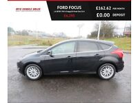 FORD FOCUS 1.6 ZETEC TDCI,2014,DAB,Bluetooth,Air Con,Privacy Glass,,£20 Road Tax,F,S.H