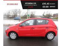 HYUNDAI I20 1.2 CLASSIC,2012, Low Mileage,£30 Road Tax,57mpg,Very Clean Car,F.S.H