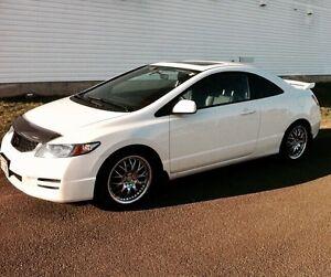 2010 Honda Civic EXL leather / car starter/ warranty
