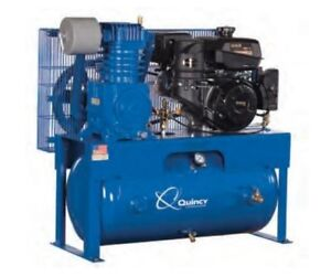 Quincy Air Compressor Systems – Wide Range and Great Service