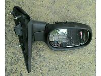 Clio door mirror