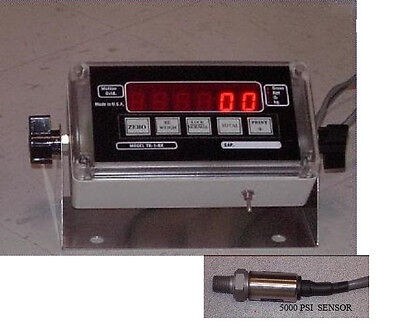 Tara System Forklift Loader Hydraulic Scale System Pressure Sensor New
