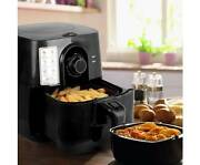 Cook healthy without the oil - 3L Oil-Less Air Fryer - Black Perth Perth City Area Preview