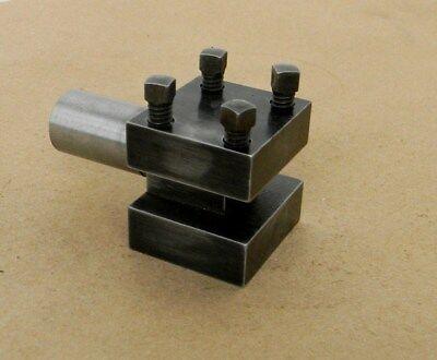 Square 3-slot Cutter Tool Holder From Hardinge Hct Chucker Lathe