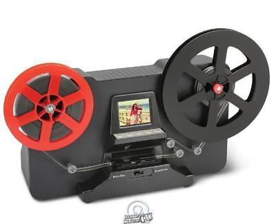 8mm Super8 Film Scanner Digital Video Movie Converter Digitize Super 8 Movie Converter
