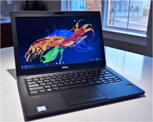 ##Dell Latitude 7280 i7. 6e Génération x650$##Windows 10
