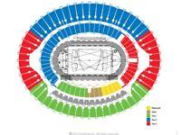 London Anniversary Games - Sat 21st July - 1 x adult & 2 x child (2-16 yrs) tickets
