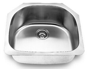 Premium quality stainless steel laundry sinks from $89!!