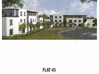 ST AUSTELL CORNWALL 1 BED FLAT IN SELECT STYLISH DEVEOLMENT CENTRAL LOCATION NO AGENT FEES