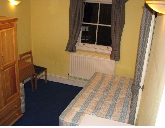 A Single En-Suite Room with Direct Access to a Private Garden