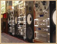 Wanted Vintage Stereo Equipment & Vinyl