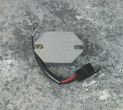 Parts Unlimited Snowmobile Voltage Regulator Ski-doo Safari Models