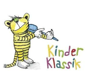 Kinder Klassik - Klassik Radio, 2 Audio-CDs