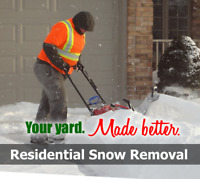 Snow removal labourers needed - $50/week guaranteed!
