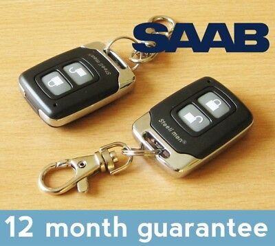Remote Central Locking SAAB 9-3 9-3X 9-5 90 900 9000 95 96 99 CDI
