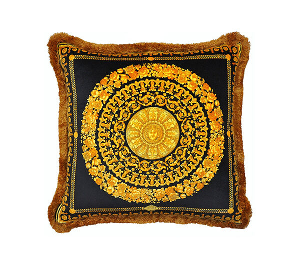 Atelier Versace Medusa Pillows