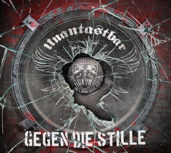UNANTASTBAR - GEGEN DIE STILLE  CD  14 TRACKS DEUTSCH-ROCK  NEU