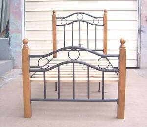 Clean Stylish Single Bed Frame Inala Brisbane South West Preview