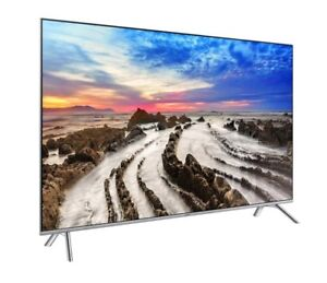 "Samsung 75"" Inch 4K Ultra HD Smart LED TV UN75MU8000"