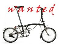Brompton folding foldable bike No specialized trek scott bianchi road bike