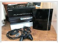 Faulty PlayStation 3 console a working controllers
