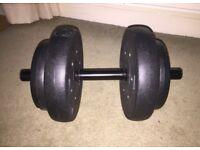 7KG Weights