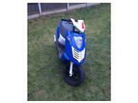 Aprillia 50cc Moped