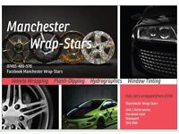 Manchester Wrap Stars! Vehicle Wrapping!! Car, van, motorcycle, quad and more!