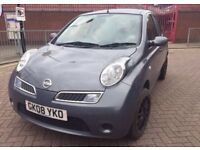 2008 NISSAN MICRA ACENTA + 1.2 *** ONLY £1600 ***