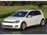 VW golf TDI 1.6 automatic