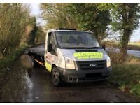 Vehicle Recovery / Car Transport / Breakdown Recovery / Move Car - Suffolk, Cambridgeshire & Norfolk