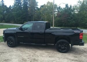 2016  Chevrolet Silverado 1500 Midnight Edition