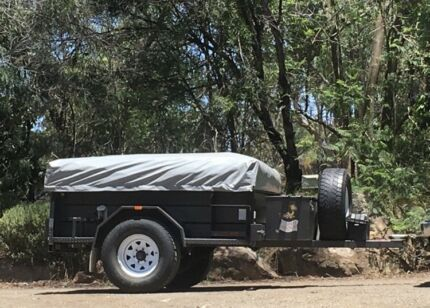Off road camel camper trailer McGraths Hill Hawkesbury Area Preview