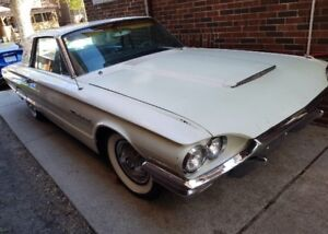 1964 Ford Thunderbird Coupe (2 door)